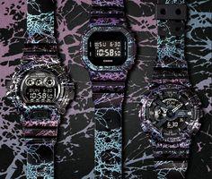 Checkt und gewinnt eine der neuen G-SHOCK Polarized Marble Uhren! c359608e74b