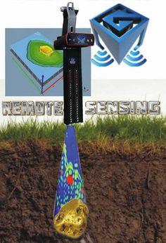 GM Remote Sensing  3d metal dedektör Geomekatron Remote Sense zemin tarayıcıların içinde tek multi sensör özelliği taşıyandır. Remote Sense altın, gümüş, toplu metalik para, mücevher ve diğer değerli eserleri aramakta kullanılabileceği gibi asıl amacı metalik madencilik ve sığ jeofiziktir. http://www.geomekatron.org/ http://trinkmarket.com/