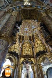"""Discover the amazing Convent of Christ in Tomar and be amazed with its beautiful """"charola""""!"""