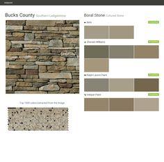 Cs Sl Bucks County - Southern Ledgestone - Cultured Stone ...