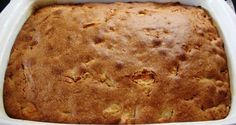 Serve Up Some 2-Ingredient Apple Cake With A Side Of Smiles