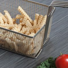 What's the best kind of basket? A basket full of fresh French fries