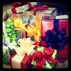 How to make your presents look like these | More Than Mary