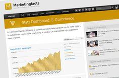 Je cijfers altijd up-to-date met het nieuwe Marketingfacts Stats Dashboard 2.0!