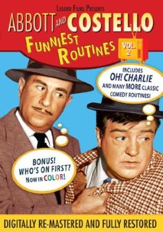Abbott & Costello's Funniest Routines