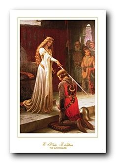 Trademark Art 'The Accolade' Print on Wrapped Canvas Size: Canvas Size, Canvas Art, Canvas Prints, Art Prints, Dream Art, Baby Clothes Shops, Middle Ages, Jaguar, Baby Shop