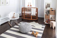 Create 12 original nursery accessories themselves