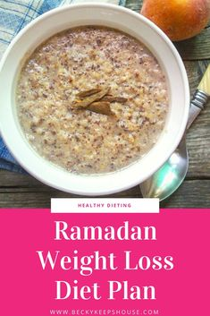 This is the Ramadan Weight Loss Diet Plan that I used to help me lose an average of two pounds per week in Ramadan. Healthy eating helped me lose 17 pounds! Ramadan Diet, Ramadan Desserts, Ramadan Meals, Healthy Ramadan Recipes, Healthy Recipes For Weight Loss, Healthy Weight, Healthy Tips, Low Carb Diet Plan, Diet Plans To Lose Weight