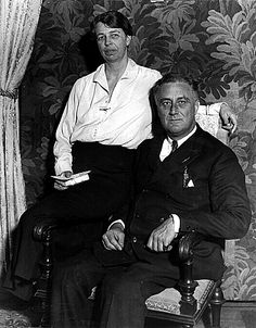 Feb 26, 1933 Franklin and Eleanor Roosevelt