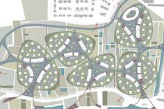 N2M Architektur & Stadtplanung | Erlangen Wohnen im Landschaftspark 2009
