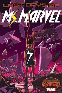 Ms. Marvel (2014) Issue #16 READING THIS ONE RN