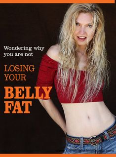 Are you worried about your belly fat and is very much tensed these days? Do you wish to know why you are not losing your belly fat... #weight_loss #belly_fat #slim_fit #flat_belly #fitness #fitness_tips