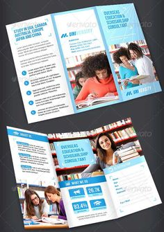 25+ Free And Premium Education Brochure Templates | Free & Premium Templates