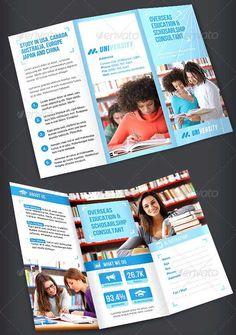 25+ Free And Premium Education Brochure Templates | Free & Premium Templates