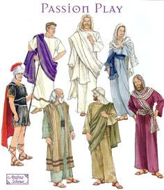 Biblical clothing | BIBLICAL COSTUME PATTERNS | Browse Patterns