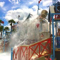 Water park @ Reunion Resort in Orlando, FL