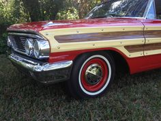 '64 Ford Galaxie Country Squire Station Wagon