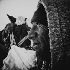 Günaydın  Good morning  i photographer this man & his horse portrait in horse festival | Çıldır Lake 2015 #çıldırgölü