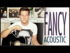 Fancy - Iggy Azalea (Tyler Ward Acoustic Cover) - Music Video ft. Charli XCX