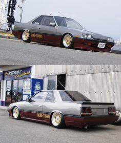 Rad Racer — radracerblog: TOP 10: Nissan Skyline R30