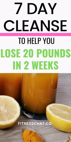 How to lose 10 pounds in a week. You can do a 4 day juice cleanse, 7-day detox cleanse or the 10 day Cayenne Pepper/Beyonce Diet / Master Cleanse Diet- Complete Guide that celebrities like singer Beyonce Knowles used to lose 20 pounds in 2 weeks Juice Cleanse Diet, 7 Day Cleanse, Master Cleanse Diet, Juice Cleanse Recipes, Smoothie Cleanse, Weight Loss Cleanse, Weight Loss Drinks, Detox Recipes, Weight Loss Smoothies