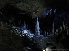 Die Raumfee: Teufelshöhle Pottenstein, Fränkische Schweiz