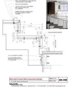 Erstaunliche Architektur – Grand Staircase in House of … – architecture Arch… Grand Staircase, Staircase Design, House Staircase, Interior Stairs, Interior Architecture, Escalier Design, Stair Handrail, Railings, Steel Stairs