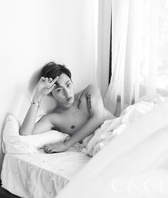 Jun Hyung - Ceci Magazine September Issue '14