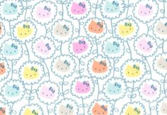 """Liberty japan, tana lawn cotton print fabric. Hello Kitty Wall Flower design. Perfect  for quilting + small craft projects!  [ F a b r i c. D e t a i l s ] Brand: Liberty Japan Condition: brand new Cotton 100% / tana lawn Dimensions: 30cm * 25cm / 11.5"""" * 9.5"""" Item Number: ntkitty17f  [ S h i p p i n g ]  Ship Worldwide from Japan directly  ♥Airmail (standard airmail): No insurance + Delivery 1-2 weeks + No tracking number * I will send fabrics by Standard Airmail. You can..."""