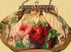 flores bolsa de mano                                                                                                                                                                                 Más