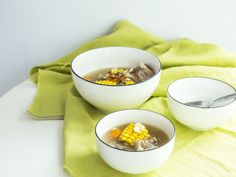 #DDCrecipe: 粟米雪耳紅蘿蔔豬骨湯 http://www.daydaycook.com/recipe/tc/details/34951/index.html