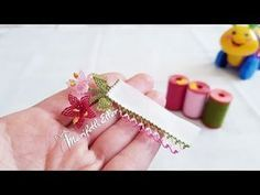 This video will add a lot to you on behalf of needle lace Tambour Embroidery, Hand Embroidery, Youtube M, Knit Shoes, Organized Mom, Needle Lace, Diy Schmuck, Knitted Shawls, Knitting Socks