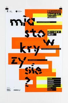 Katowice Street Art Festival 2015 on Behance