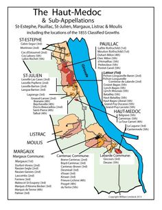 The-Haut-Medoc Wine Region