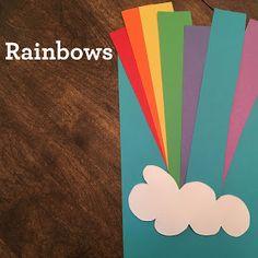 I Did It - You Do It: Rainbows!