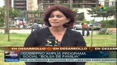 #Brasil amplía Bolsa de Familia para combatir pobreza