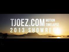 Tjoez showreel