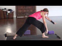 Yoga with Lesley Fightmaster - YouTube