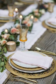 Why I broke a rule for these blush table linens - I have a mild crush on anything that is blush or gold. And blush and gold together is like sugar and spice. And that favorite I m...