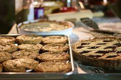 Cookies and Raspberry tart baked in the Fontana Forni Oven.www.fontanaforniusa.com