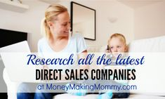 List of Direct Sales Companies