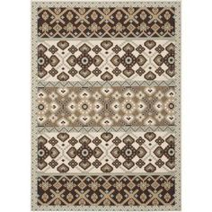 Safavieh Veranda Moriah Indoor/Outdoor Area Rug, Beige