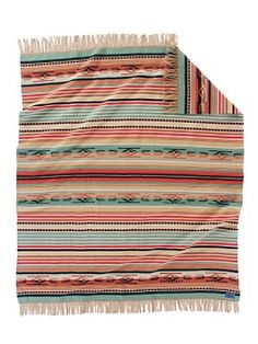 Pendleton Woolen Mills: CHIMAYO THROW #Anthropologie #PinToWin