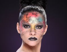 "Check out new work on my @Behance portfolio: ""Girls, Guns and Make-up"" http://on.be.net/1jGg88e"