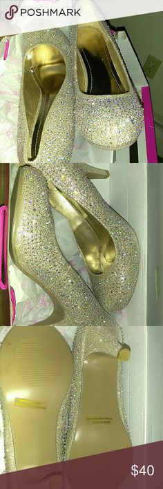 Glitzy glam shoes Wedding or special occasion shoes dream pairs Shoes Heels