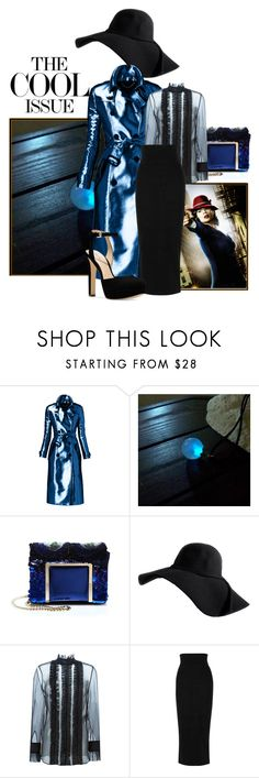 """""""The Cool Issue"""" by the-house-of-kasin ❤ liked on Polyvore featuring Burberry, Jimmy Choo, Alexander McQueen, James Perse, Michael Kors and TrenchCoats"""