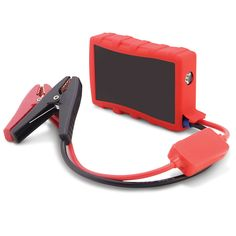 Portable Automotive Jump Starter Never Leaves you Stranded. http://wickedgadgetry.com/2014/12/30/portable-automotive-jump-starter/ #portable #automotive #jumpstarter