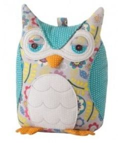 Bird House Door Stop - Fabric Door Stops | Home Accessories | Contemporary Homeware - The Present Season