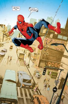 Exclusive Preview: AMAZING SPIDER-MAN SPECIAL #1 - Comic Vine