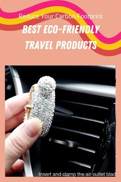Searching for the best eco-friendly travel products? Reusable car air fresheners are the one the best ways to reduce carbon footprint. Head on over to FIHEROE to learn more about zero waste travel essentials today.